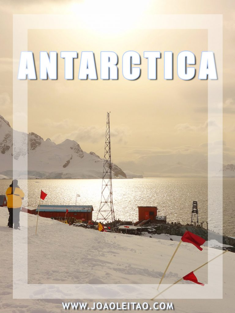 Visit Antarctica – 20 inspiring places in the 7th Continent