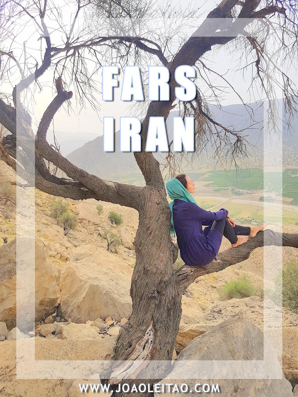 访问伊朗法尔斯省