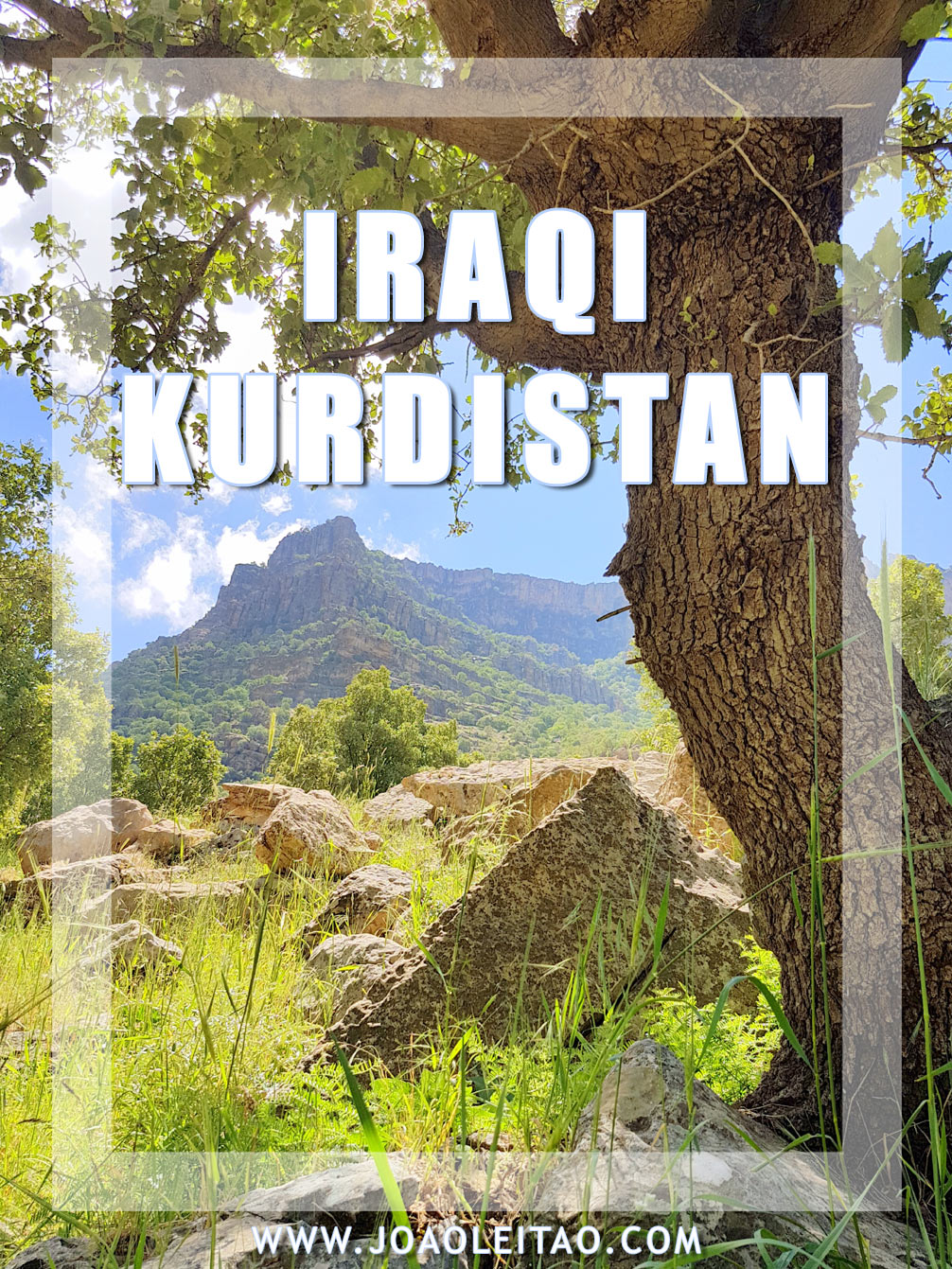 Visit the Kurdistan Region of Iraq