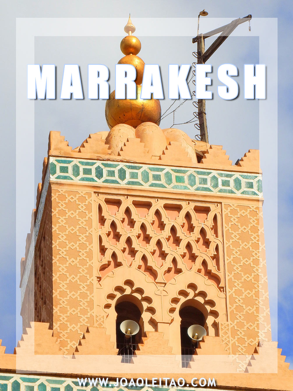 Visit Marrakesh - Morocco: 3-day Travel Guide to the Red City