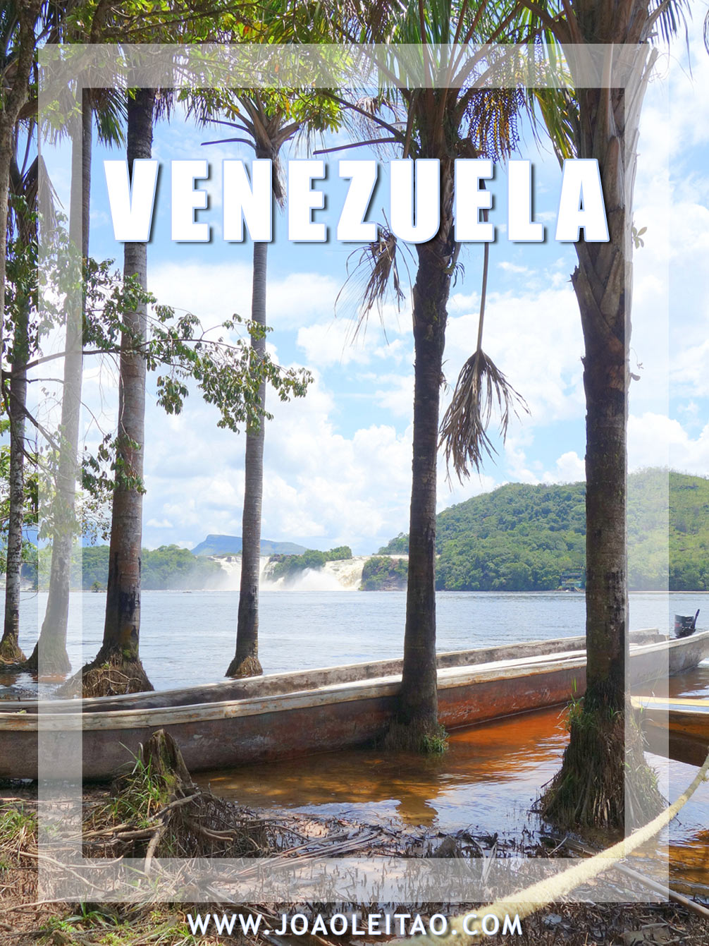Amazing places to go when you Visit Venezuela