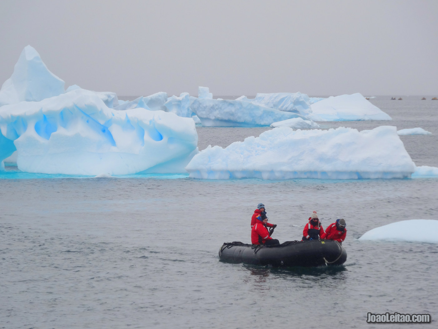 Visit Antarctica in March