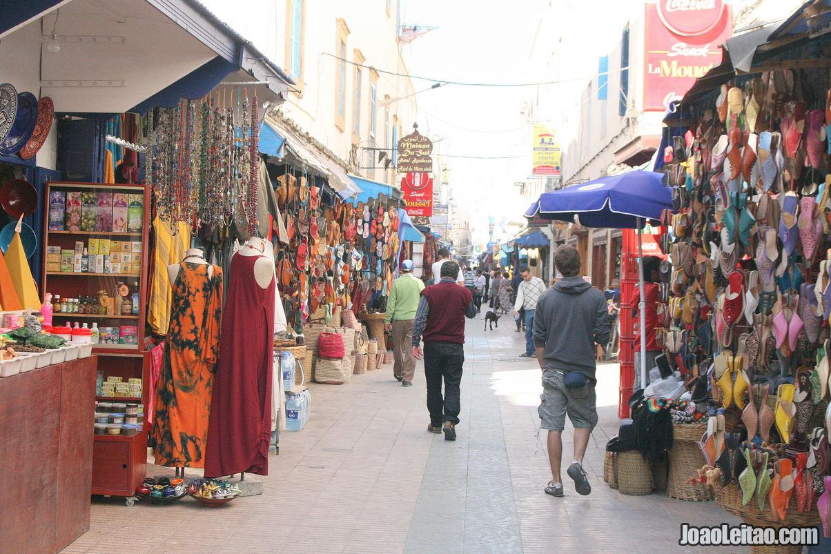 Visit Essaouira Markets