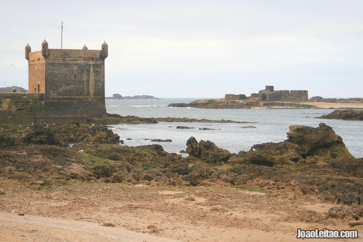 Visit Mogador Island in Essaouira