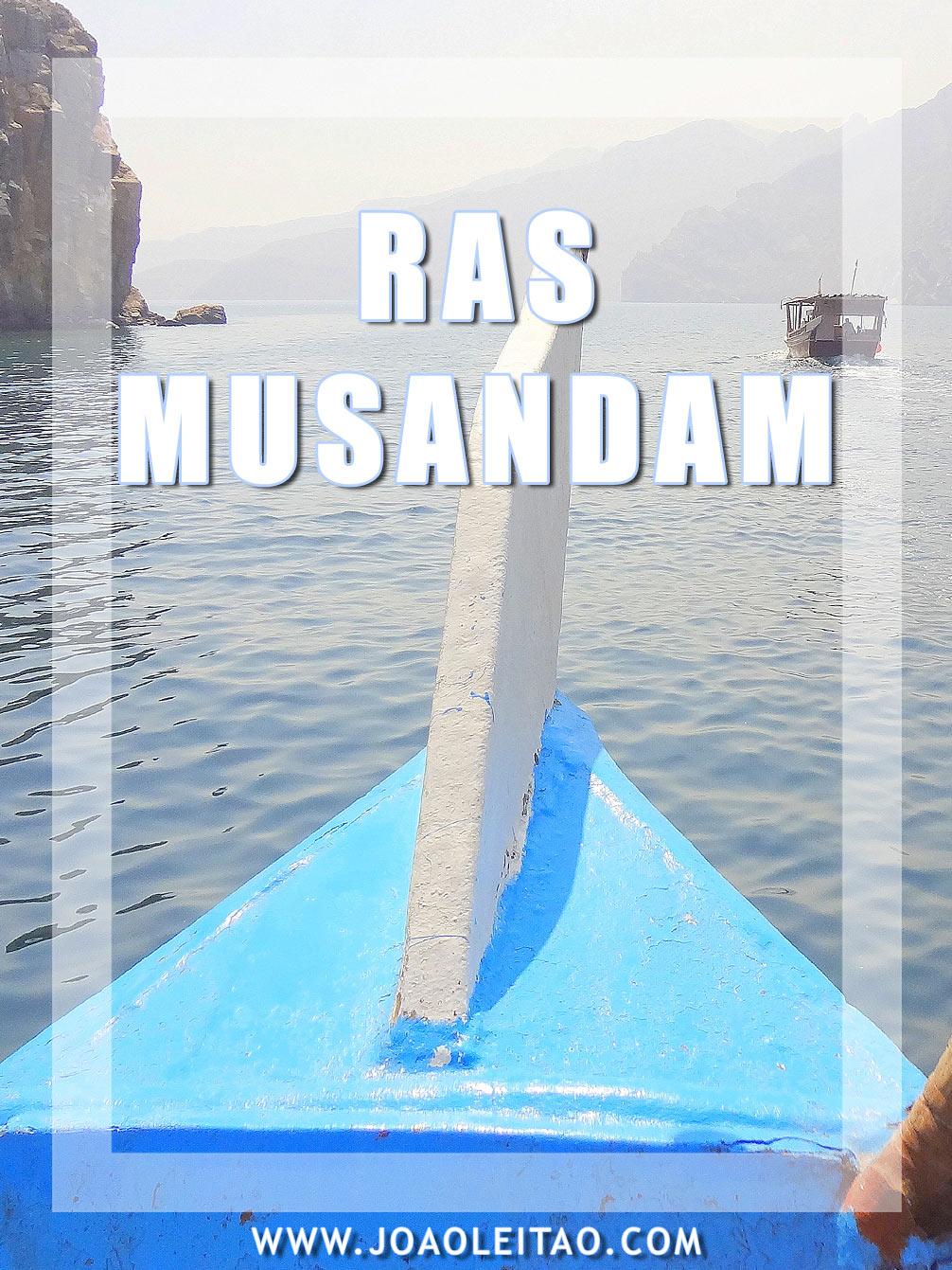 Visit Ras Musandam