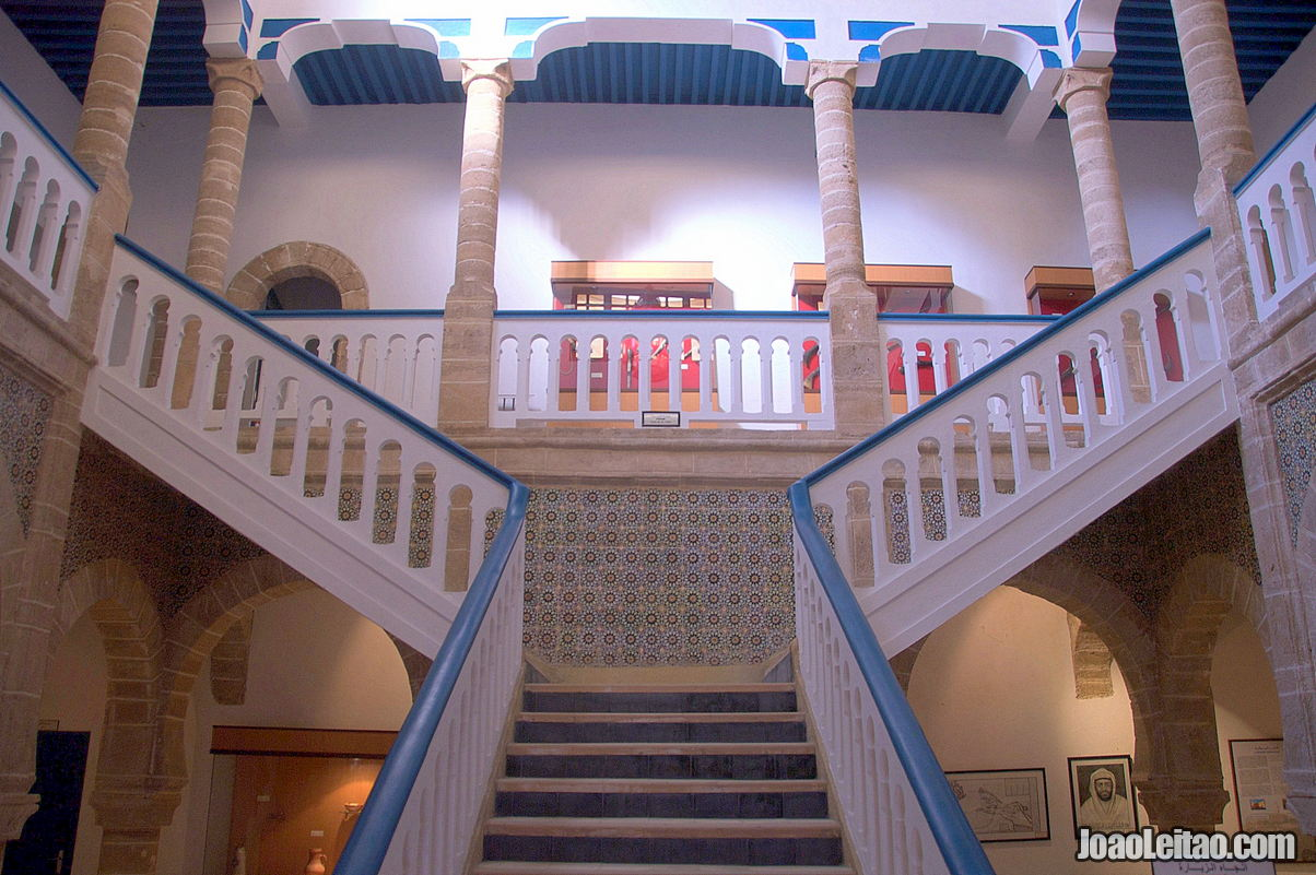 Visit Sidi Mohammed ben Abdellah Museum