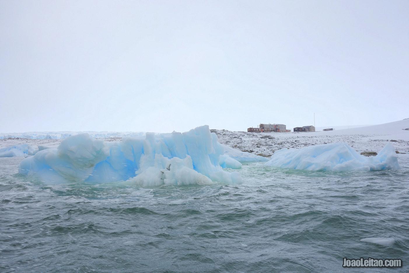 Visit Stonington Island in Antarctica