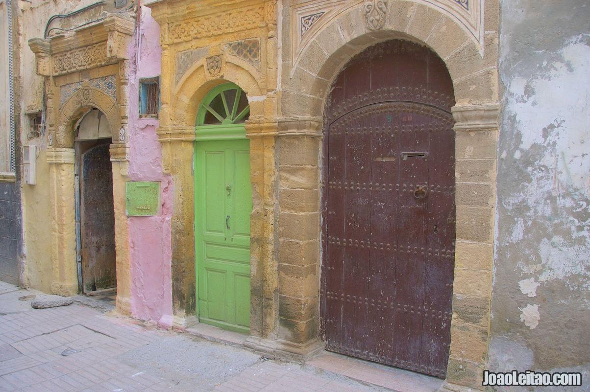 Visit the Jewish quarter in Essaouira