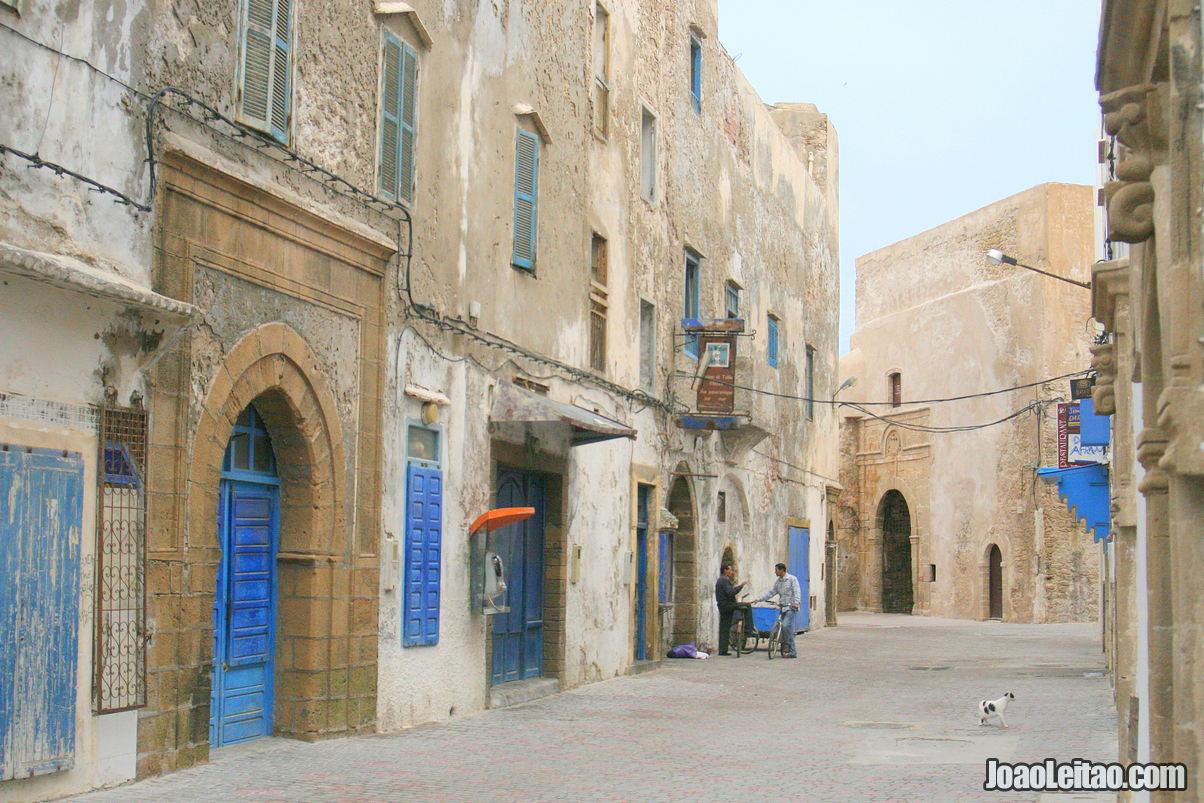 Visit the Medina of Essaouira