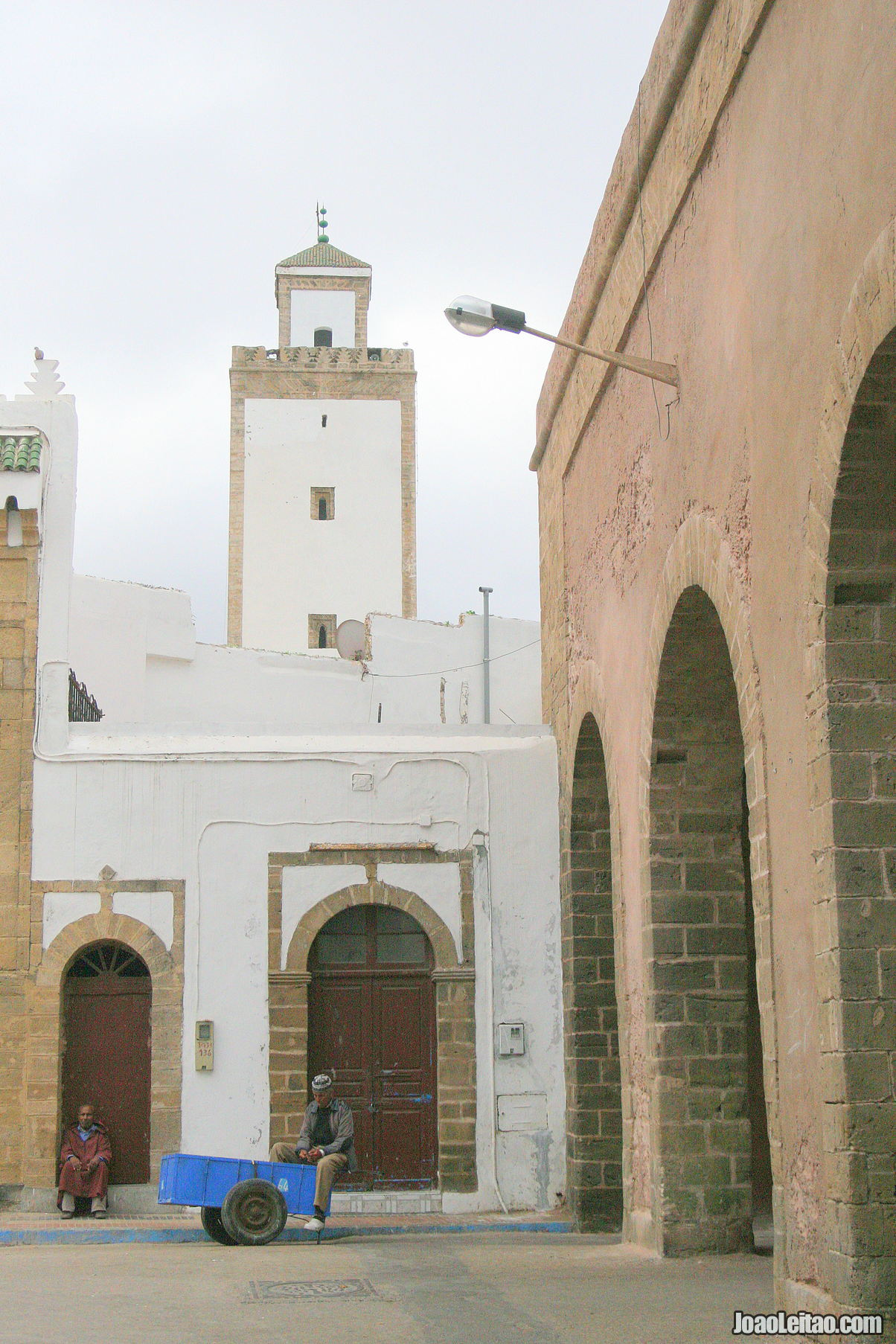 Visit the Mosques of Essaouira