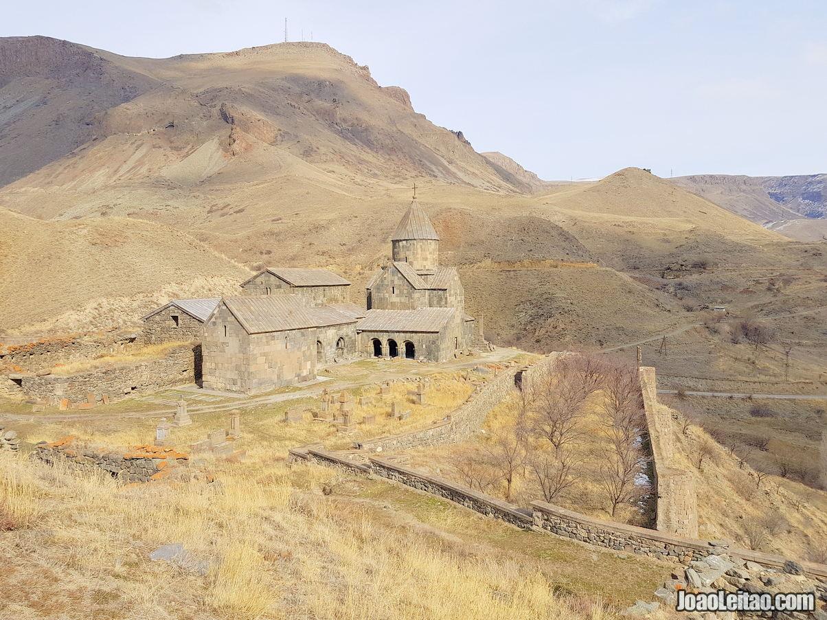 Vorotnavank Monastery Armenia