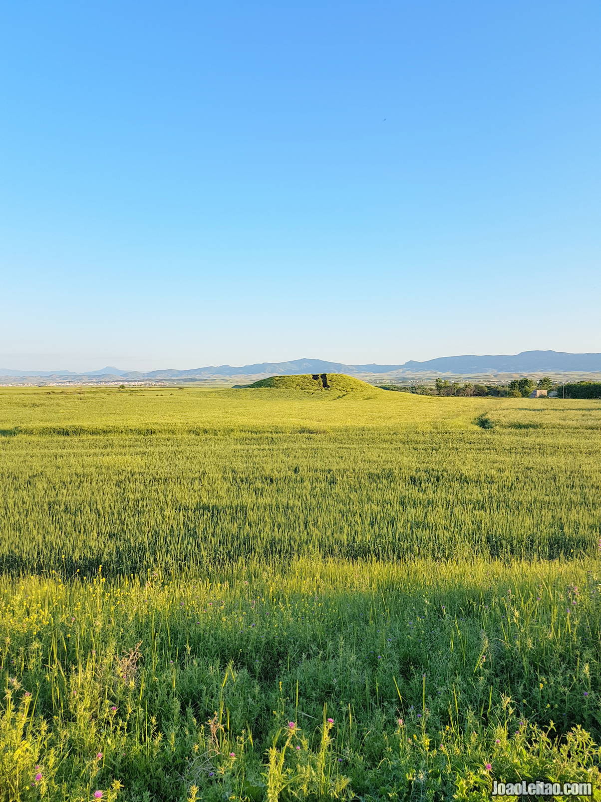 Visit Yasin Tepe in Iraqi Kurdistan