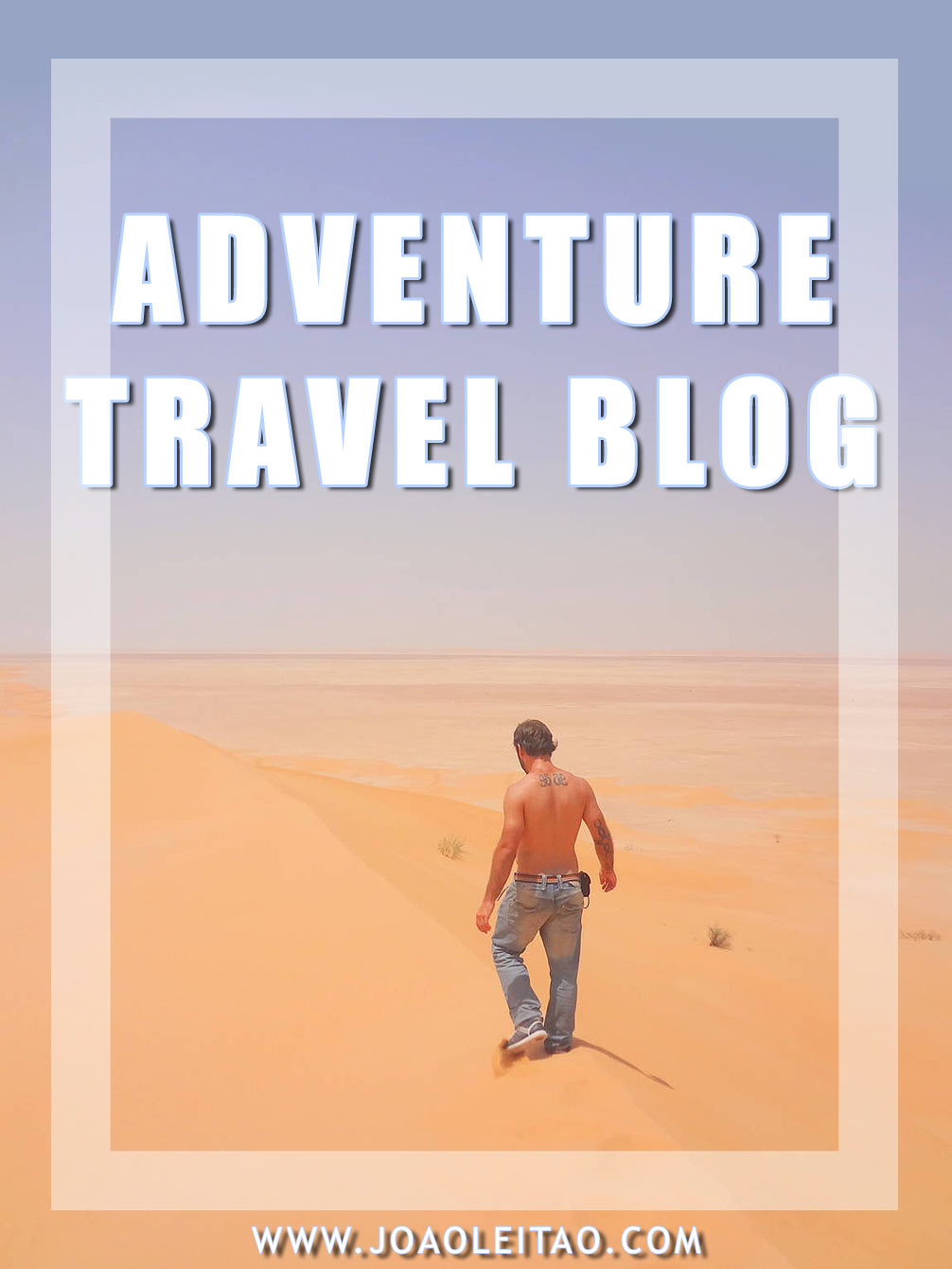 Adventure travel blog