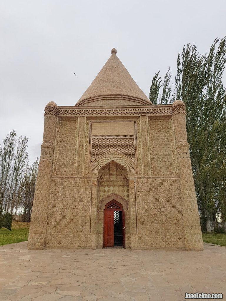 Aisha Bibi Mausoleum Kazakhstan