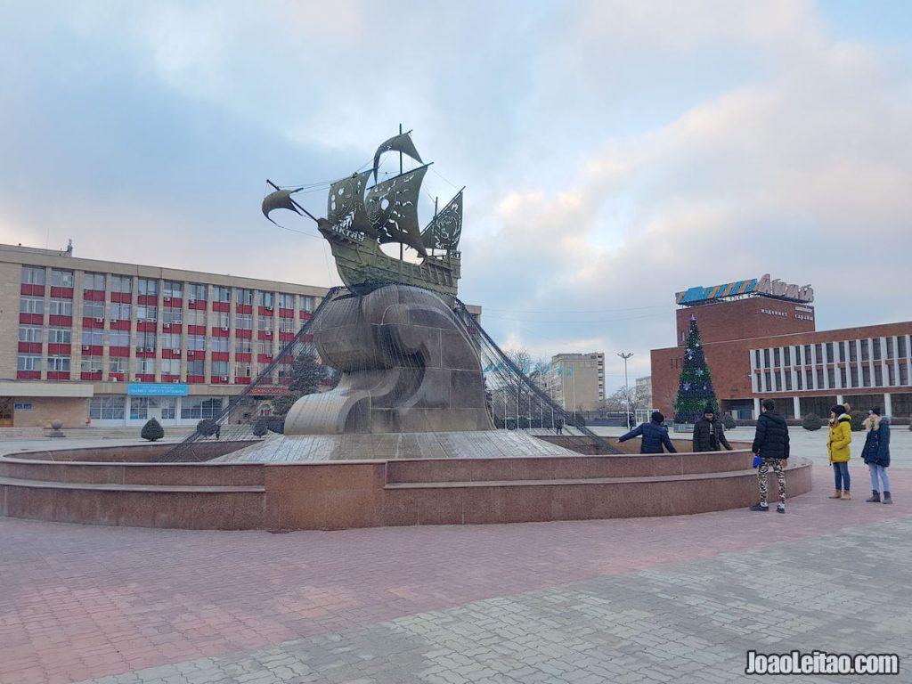 Aktau Kazakhstan