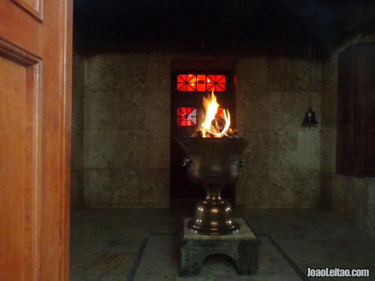 Atashkadeh Zoroastrian Fire Temple