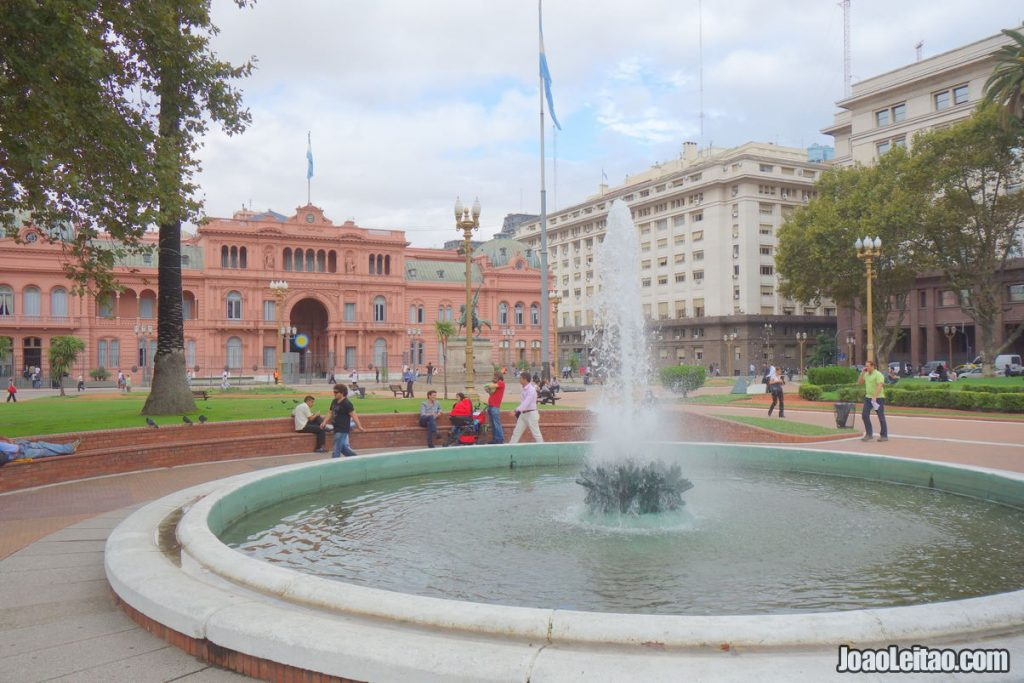 10 top places to visit in Buenos Aires – Argentina