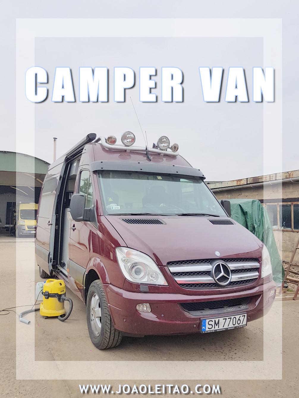 How to choose and buy a 4X4 camper van - Options, ideas & advice