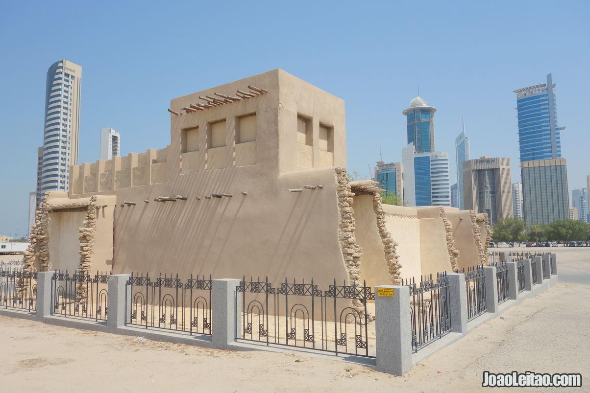 Bait Ghaith Bin-Abdullah in Kuwait