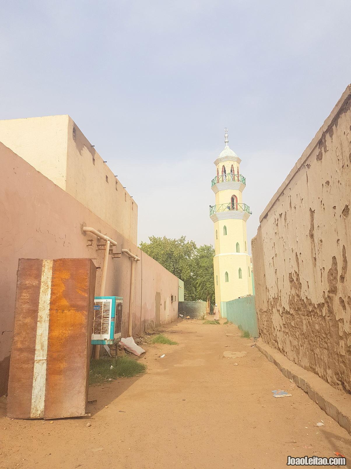 Visit Dongola