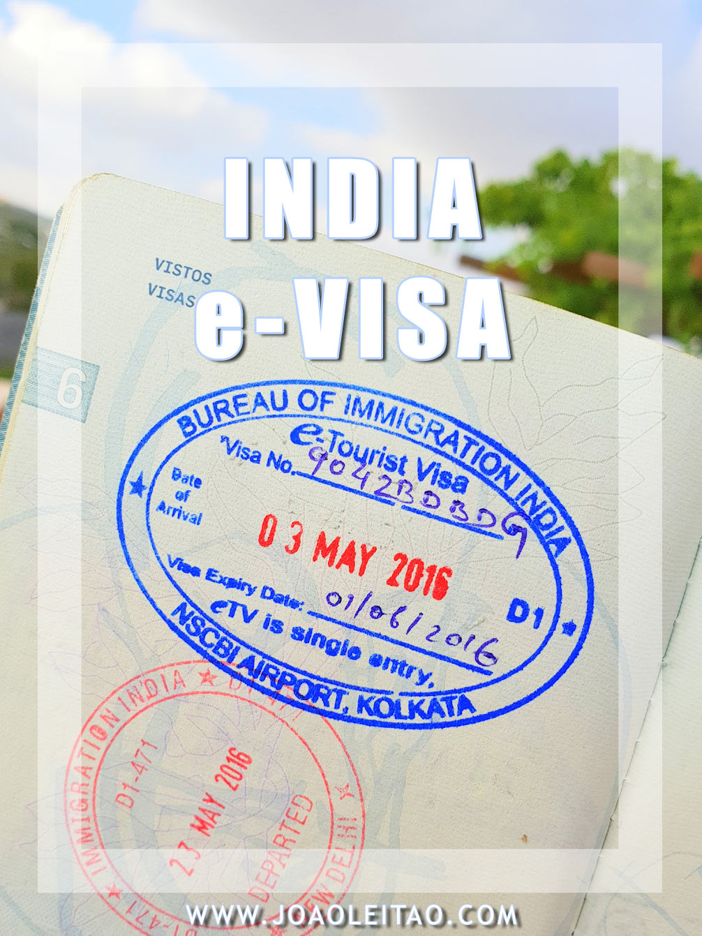 India Tourist e-Visa Step-by-Step Information with Q&A