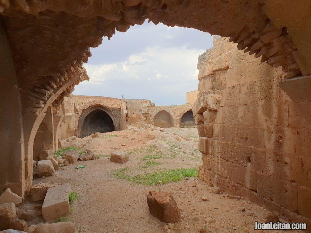 Han-el-Barur-Caravanserai-Turkey