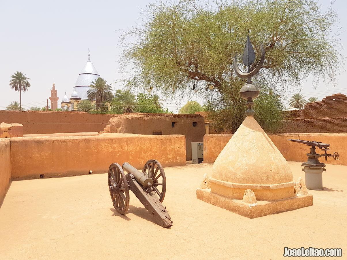 Khalifa House Museum in Khartoum