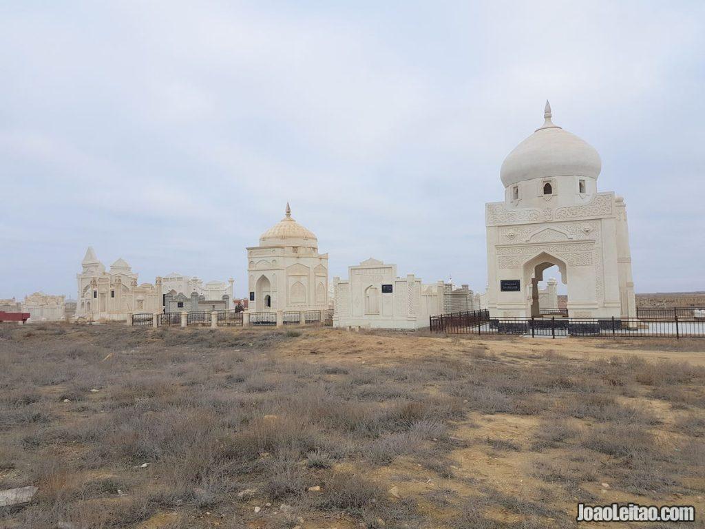 Koshkar-Ata Cemetery Kazakhstan