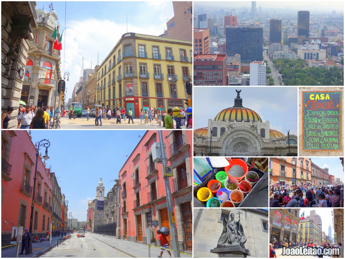 Quick tips for Mexico City