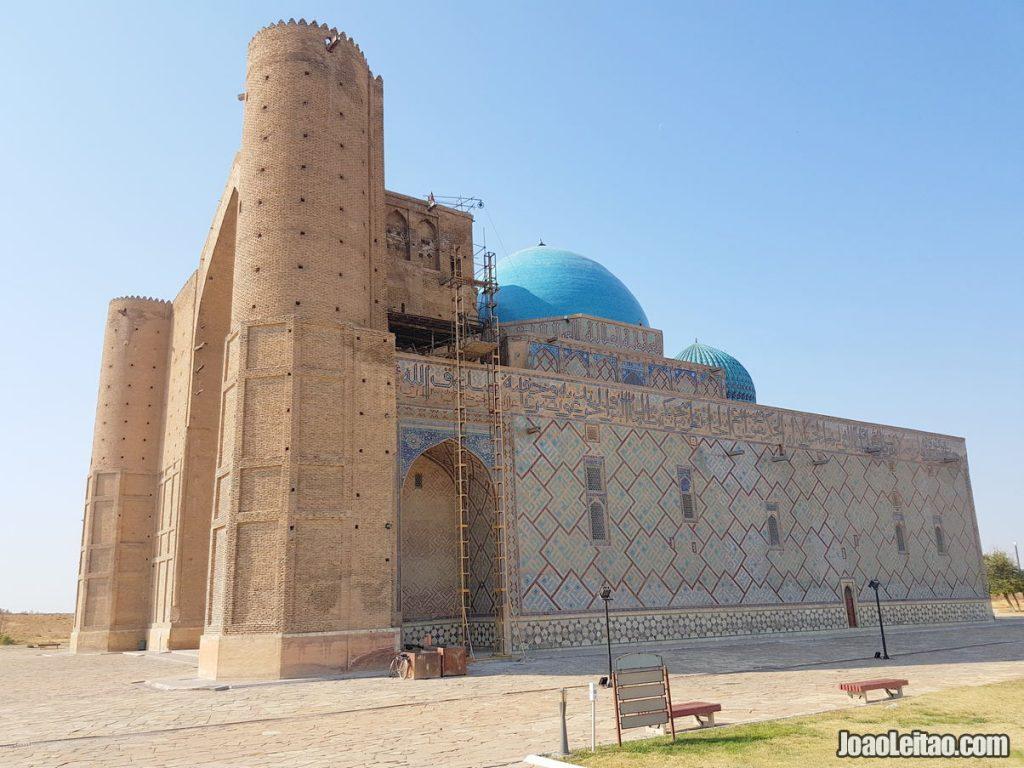 Mausoleum of Khawaja Ahmed Yasawi Kazakhstan