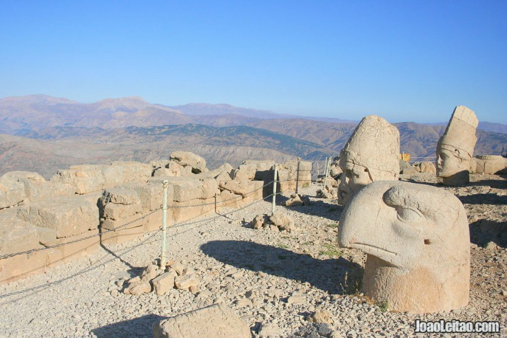 Nemrut-Dag-Turkey