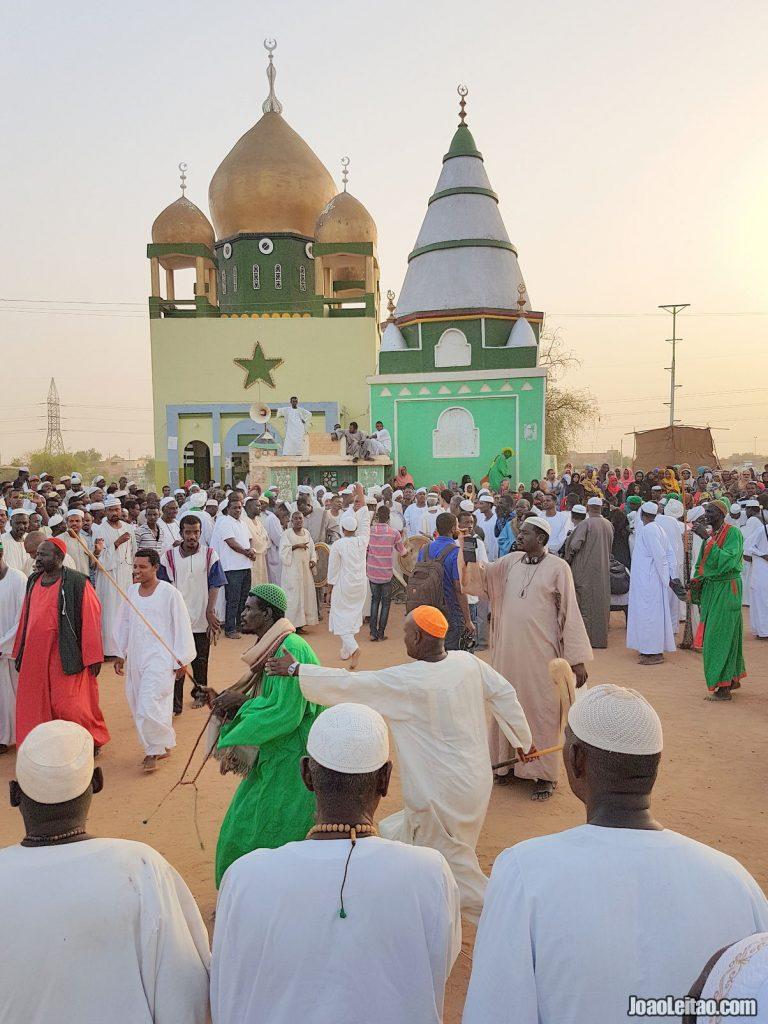 Visit Omdurman