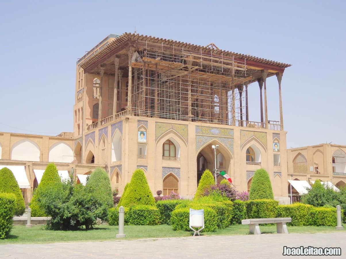 Qapu Palace