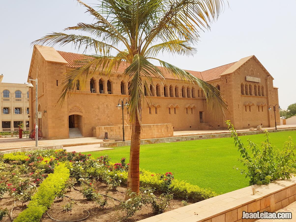 Republican Palace Museum in Khartoum
