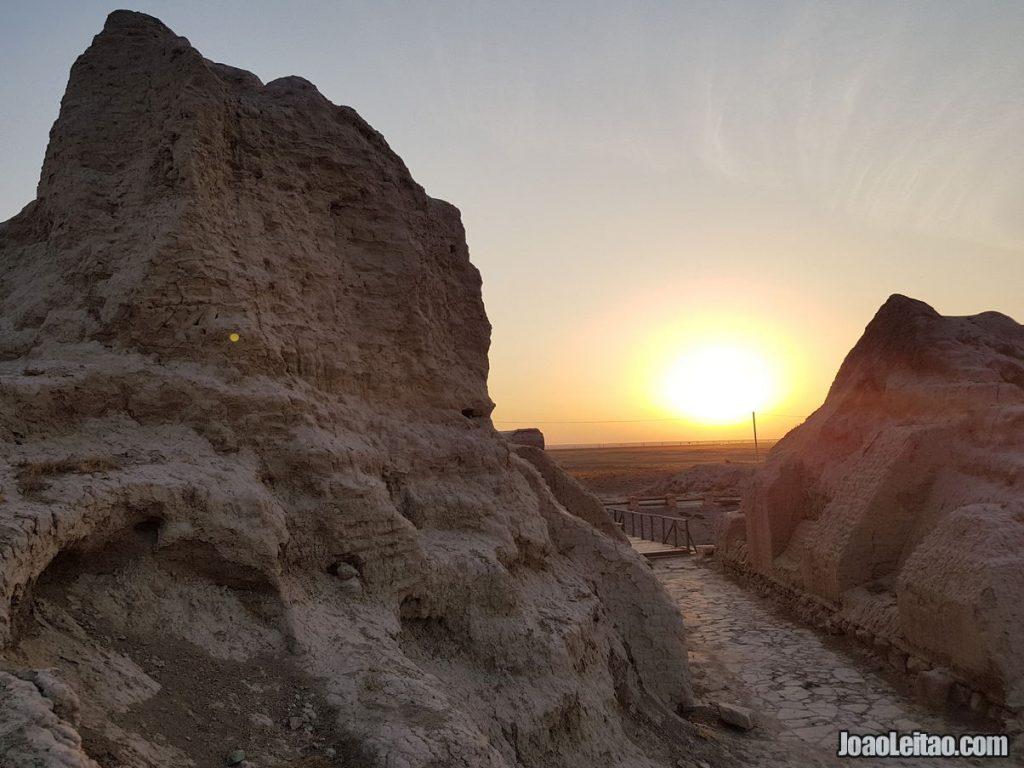 Sawran Ancient City Kazakhstan
