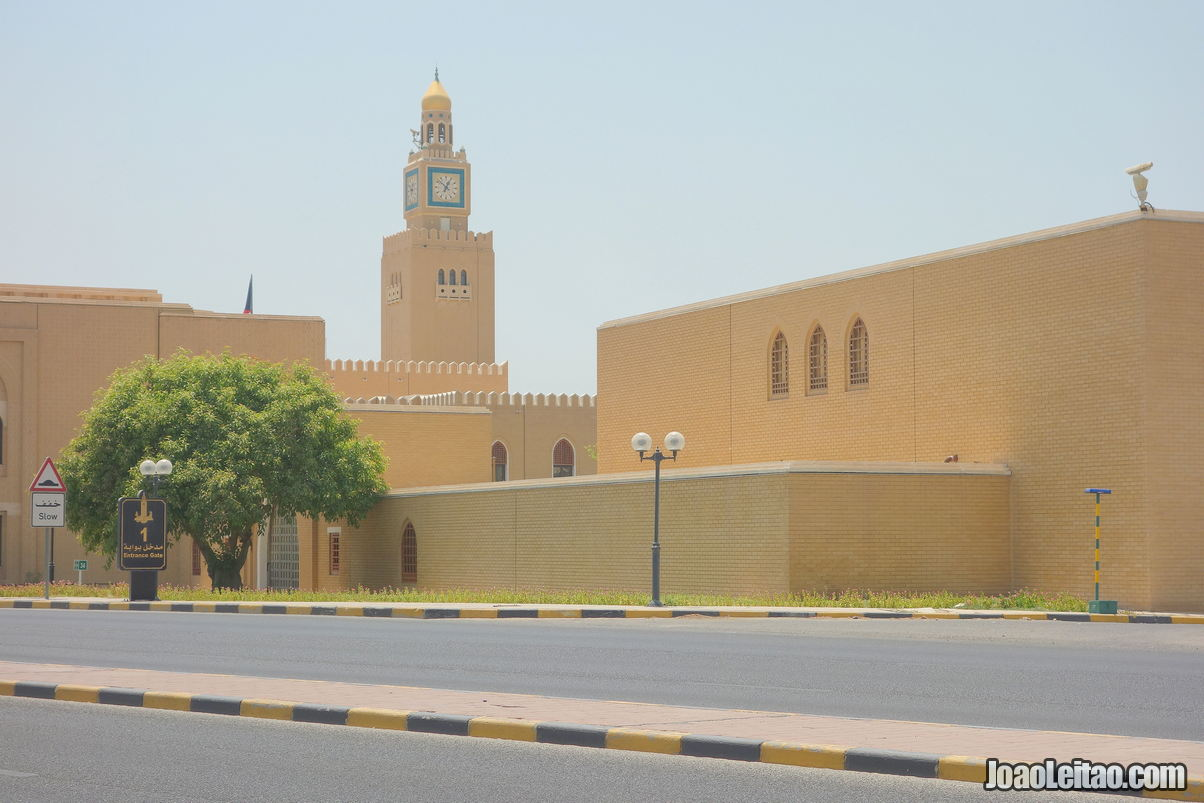 Seif Palace in Kuwait
