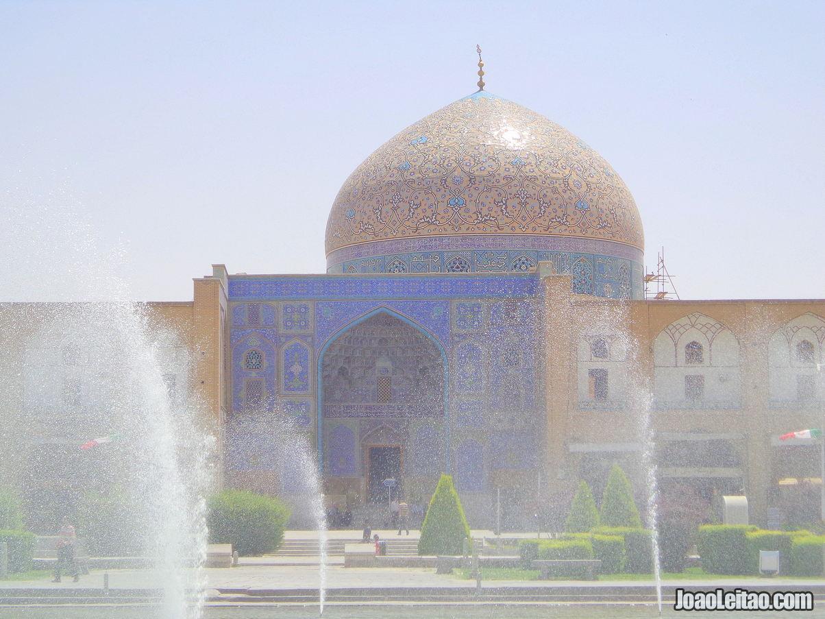 Sheikh Loft Allah Mosque
