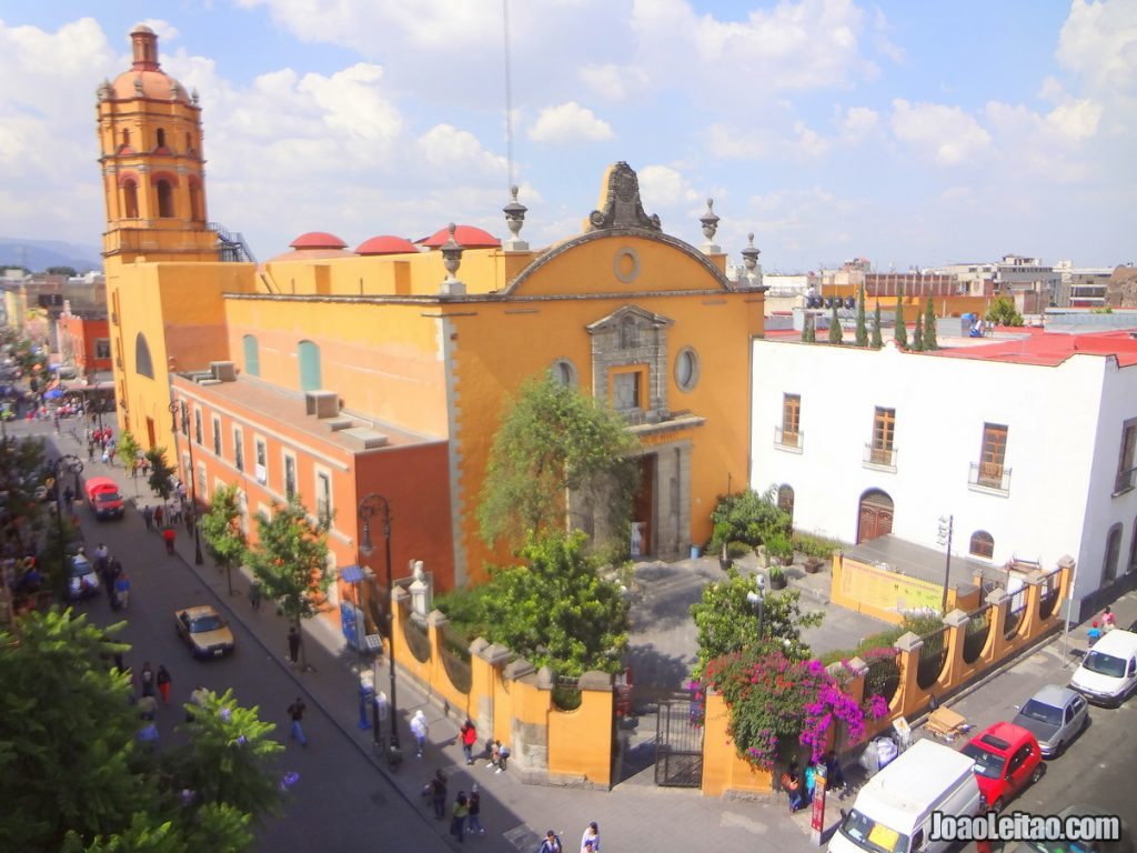 14 top places to go when you visit Mexico City in Mexico
