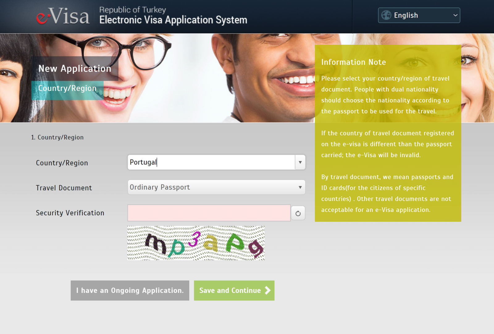Step By Step Guide to Apply for a Turkey e-Visa