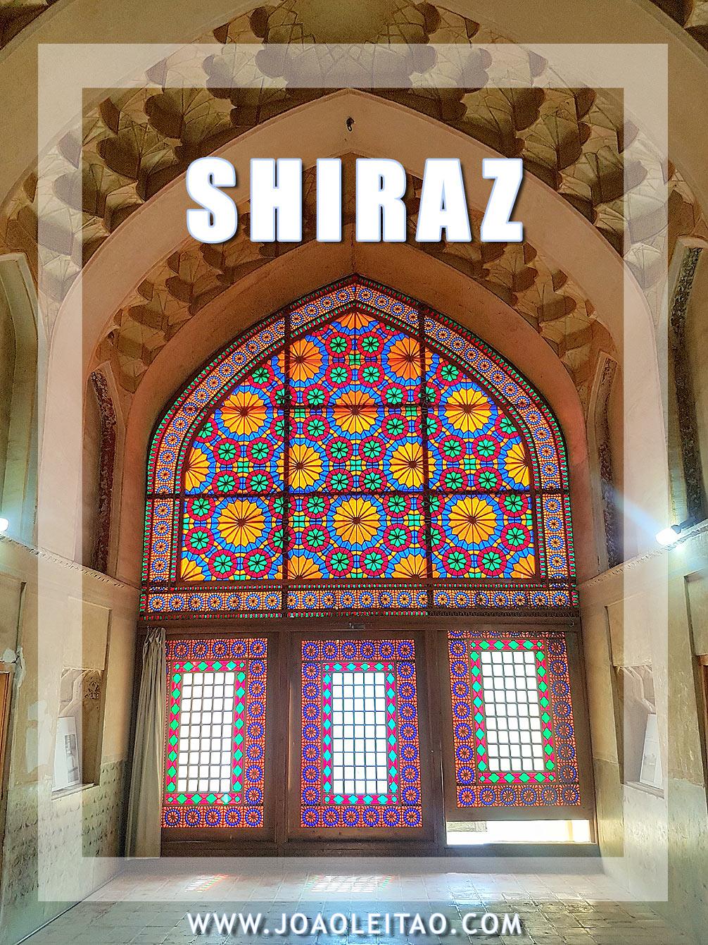 VISIT SHIRAZ