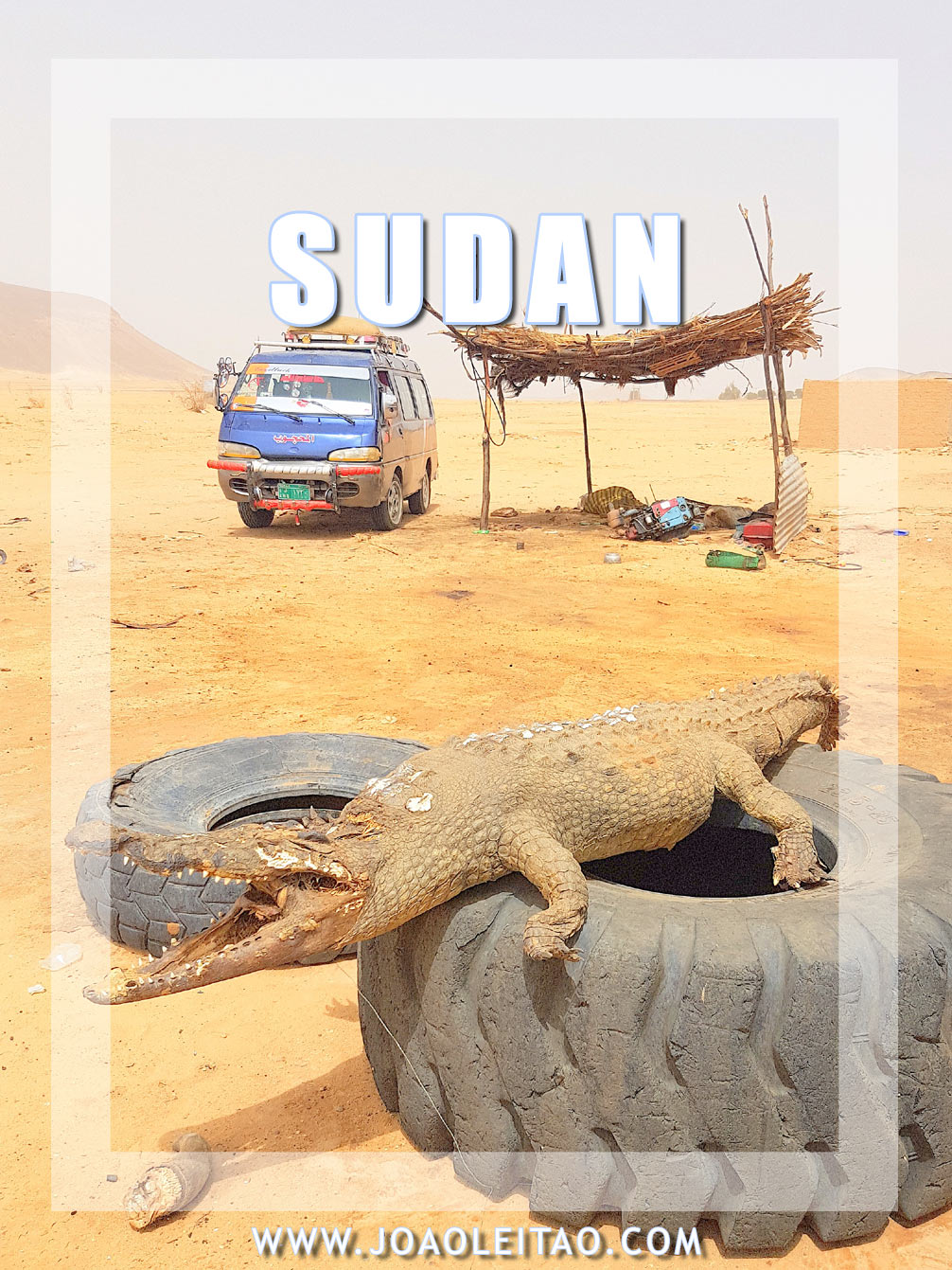 Amazing Places to Visit in Sudan