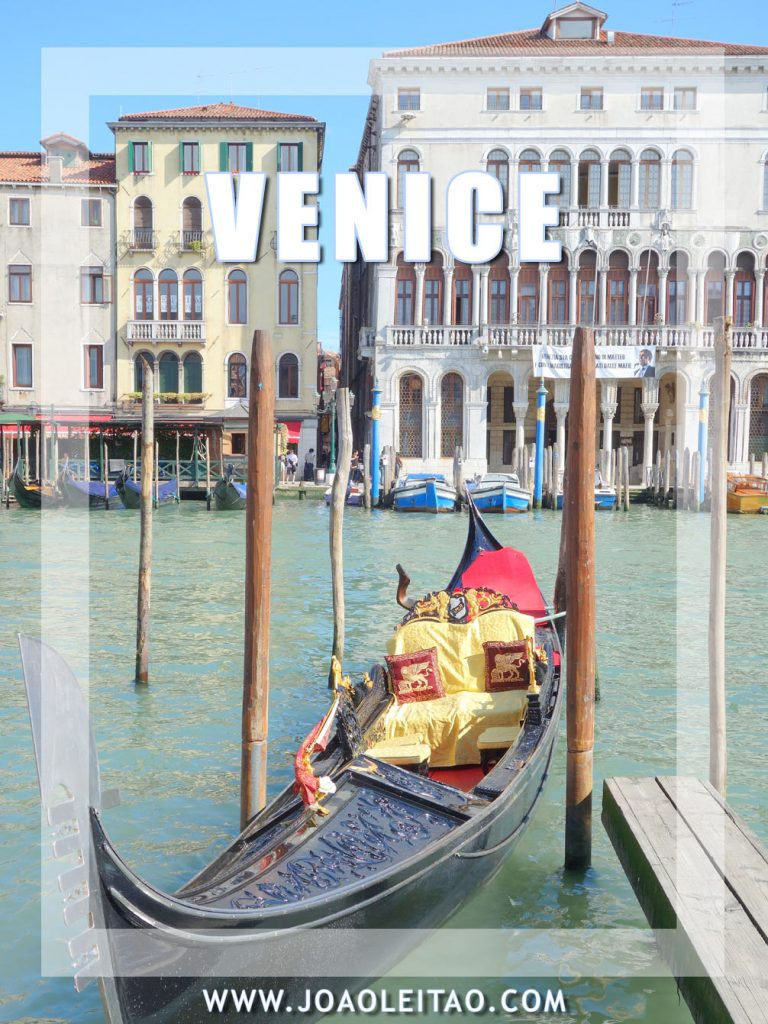 Most Beautiful Places to Visit in Venice