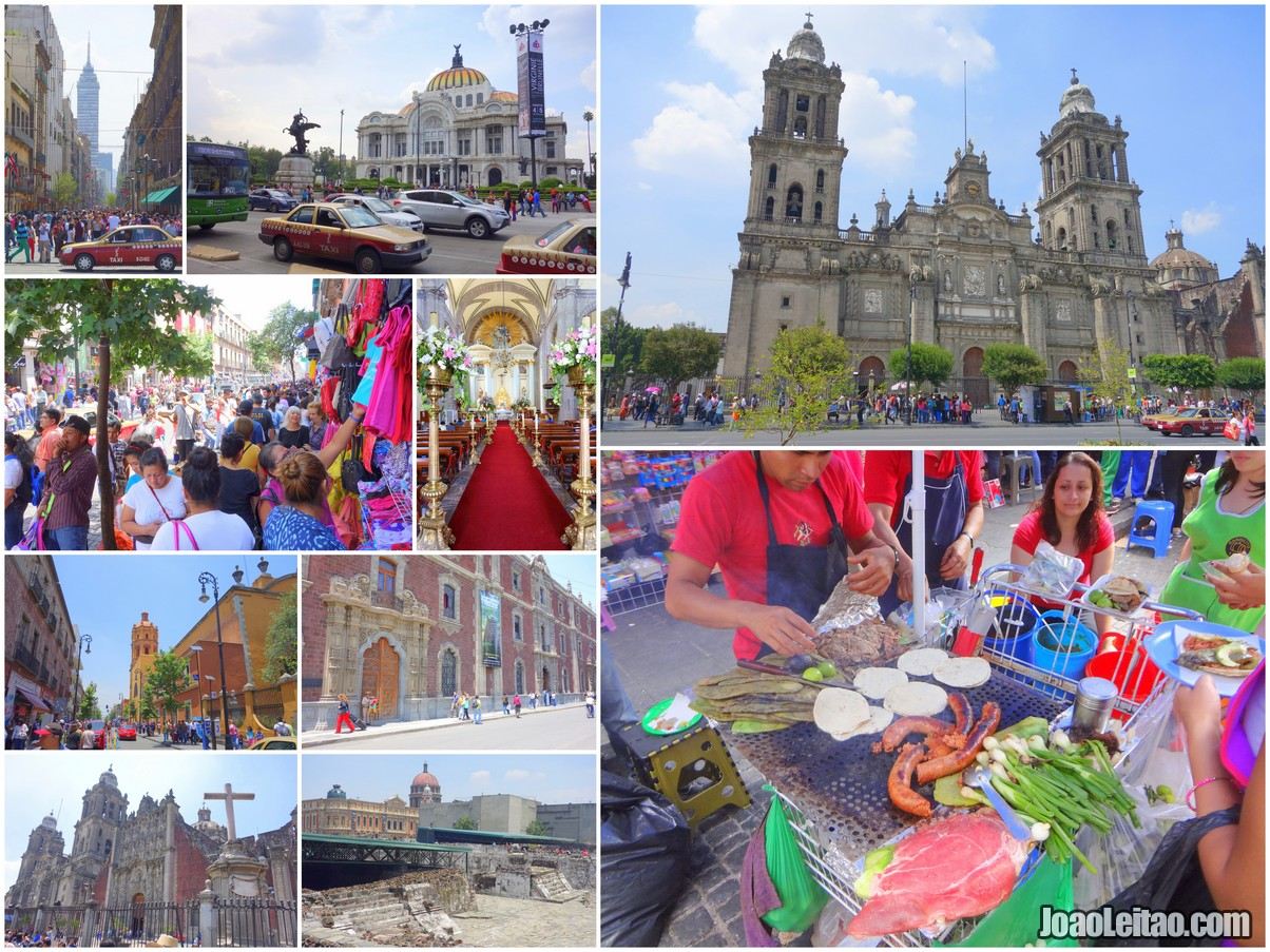 What to Visit in Mexico City