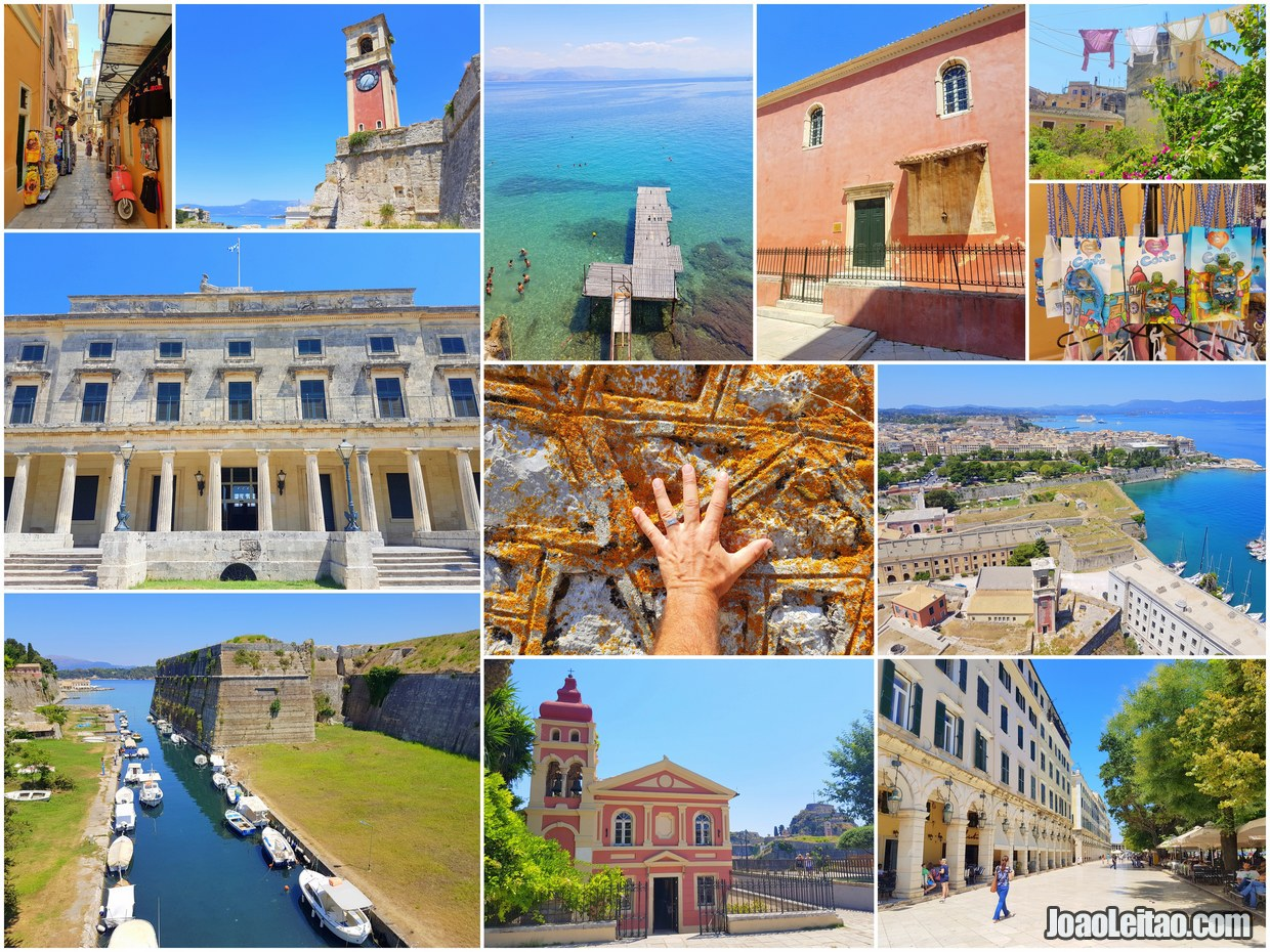 Best places to visit in Corfu