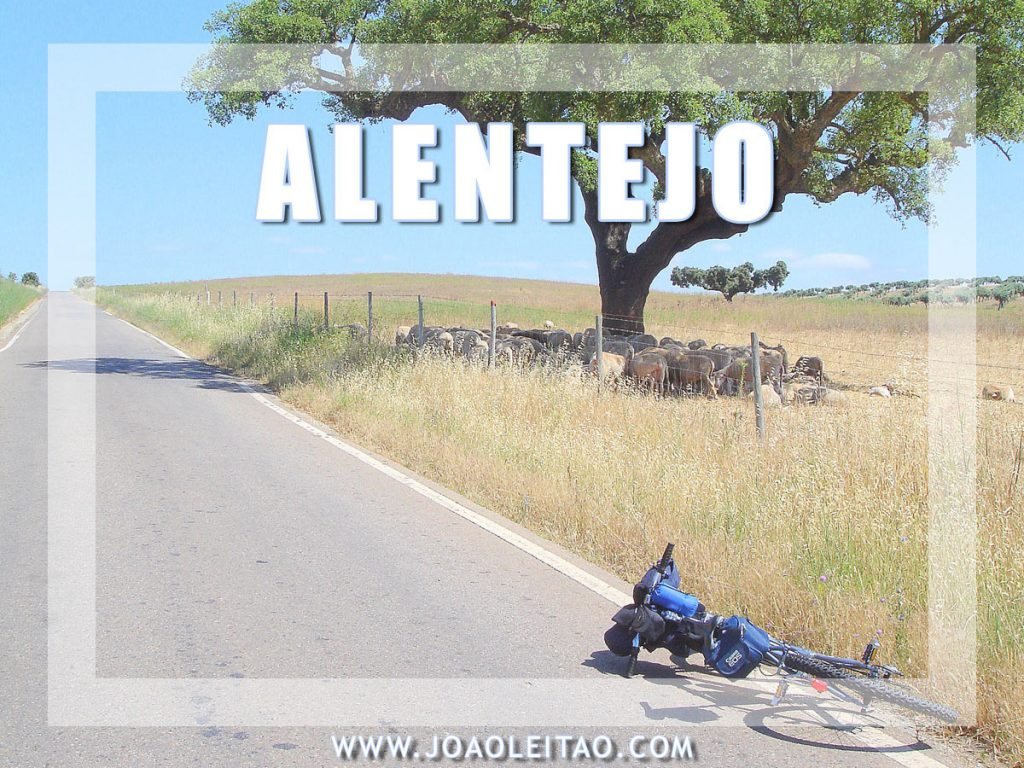 Amazing Alentejo – Cycling in Portugal – Bicycle diaries
