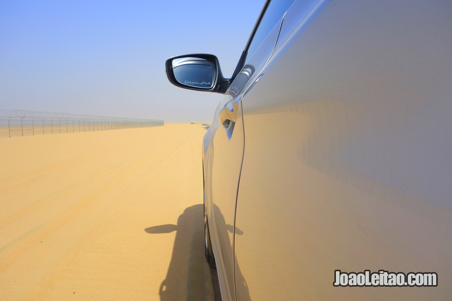 Drive in Kuwait