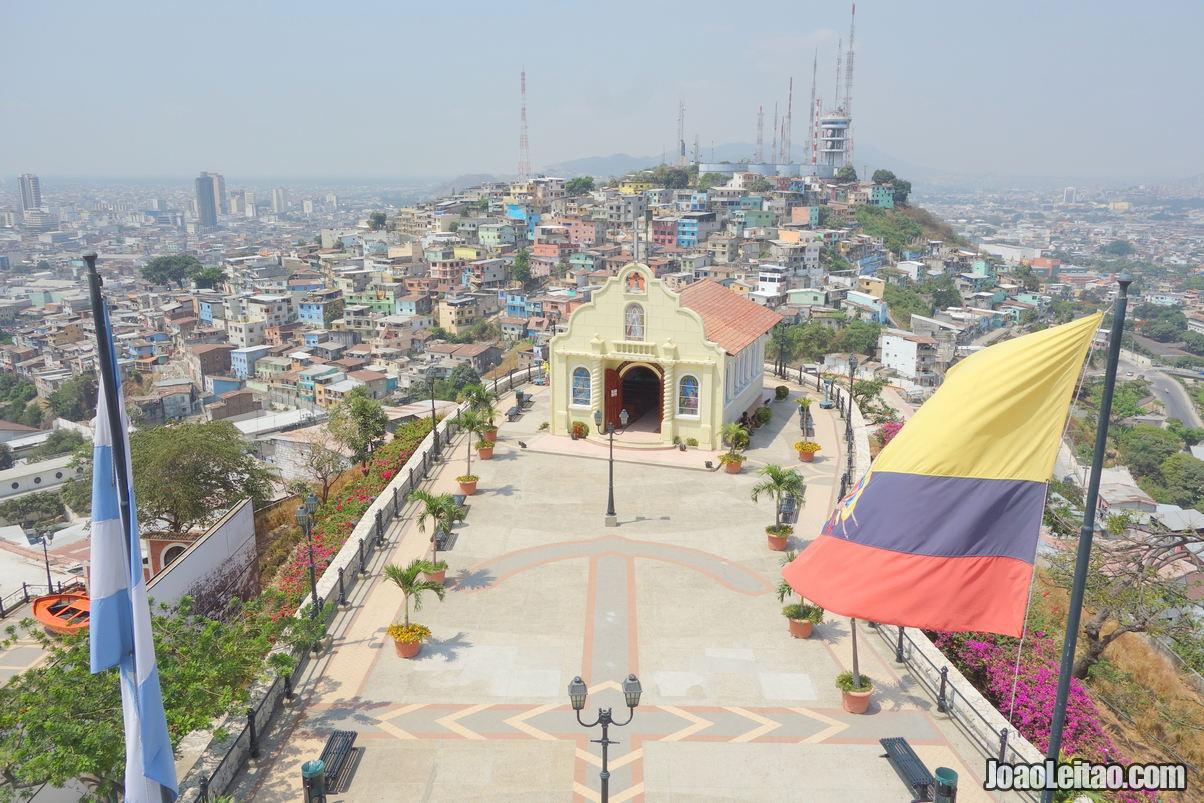 Guayaquil in Ecuador