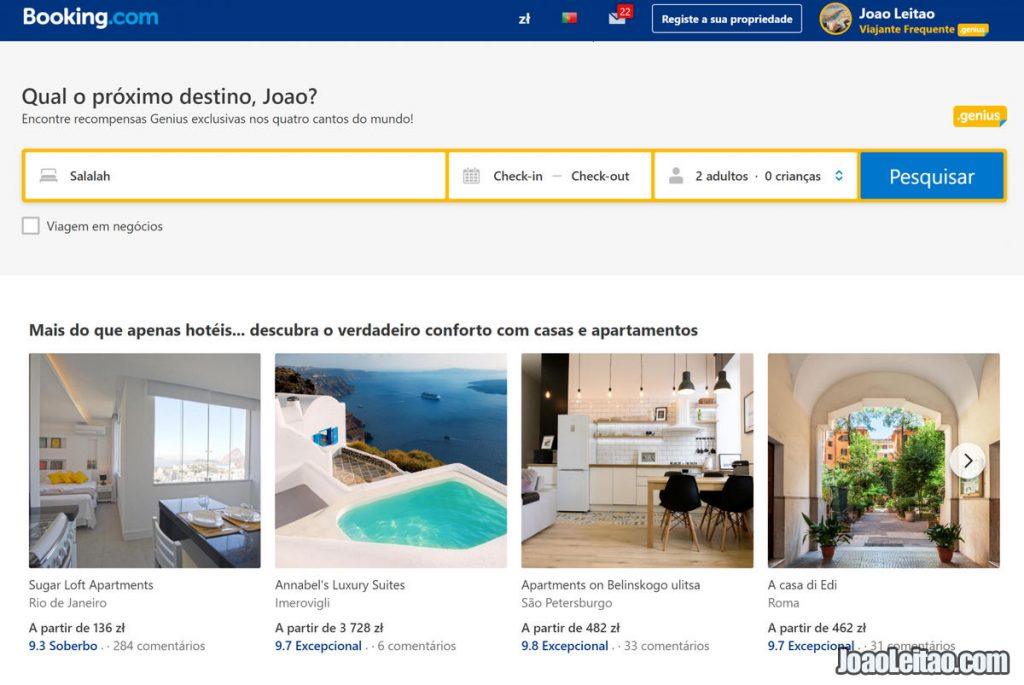 How to use Booking.com for your next trip - Step-by-step guide