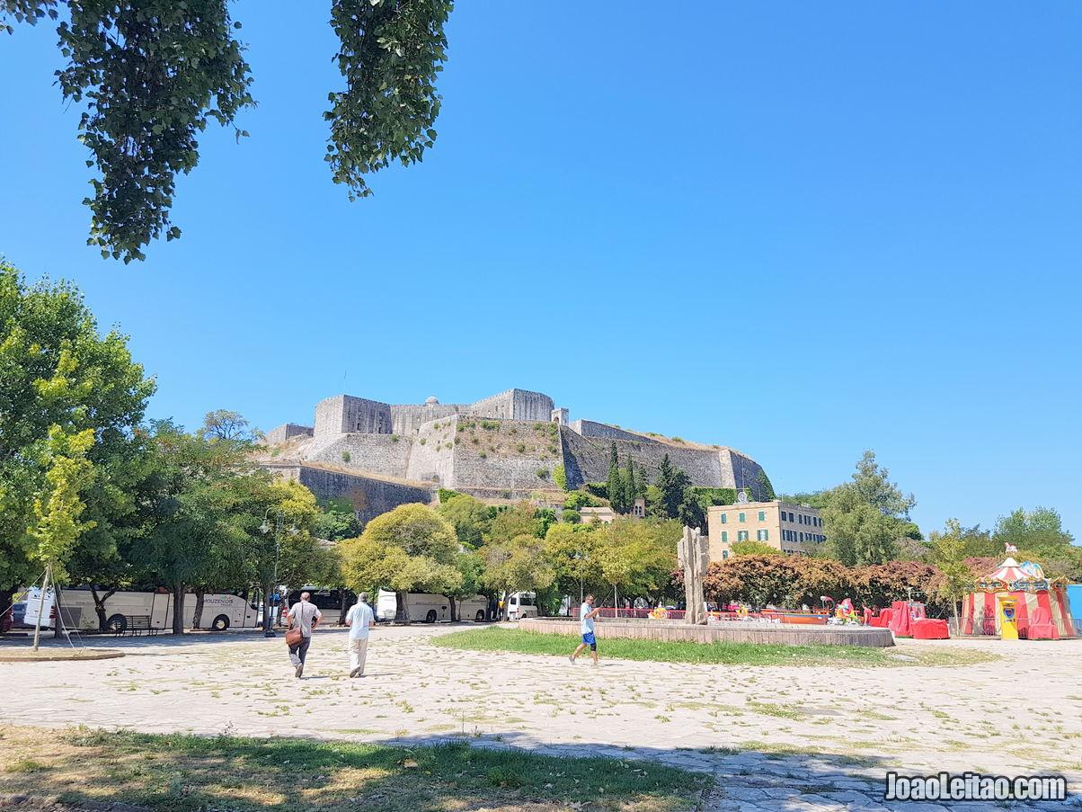 New Fortress in Corfu