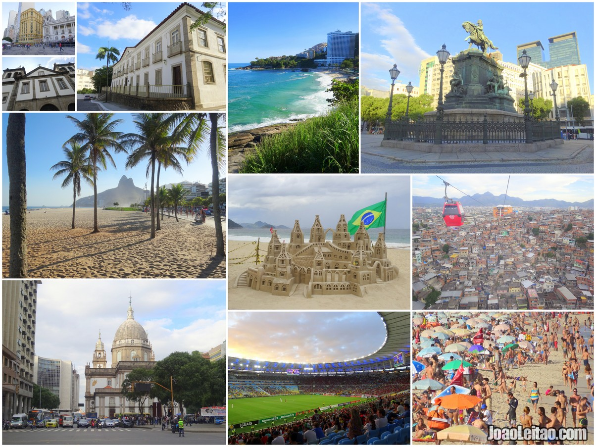Where to go when you visit Rio de Janeiro